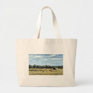 The Colour of Summer - Australia Canvas Bag