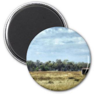 The Colour of Summer - Australia Fridge Magnet