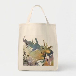 The Colours of Nature Organic Bag by Donna Jonas