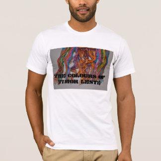 The colours of Timor Leste T-Shirt
