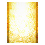 The Column of Light (abstract symbolism) Customized Letterhead