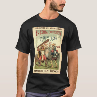 The Combat of Ocelotzin and Prado Alto T-Shirt
