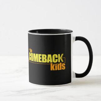 The Comeback Kids mug