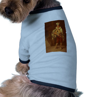 The Comedian by James Tissot Pet Clothing