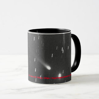 The Comet C/2015 V2 (Johnson) Mug