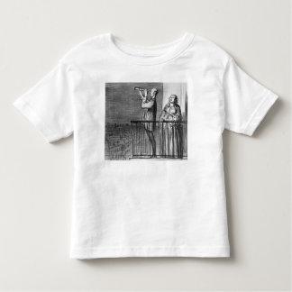 The comet, Parisiens incredules Toddler T-shirt