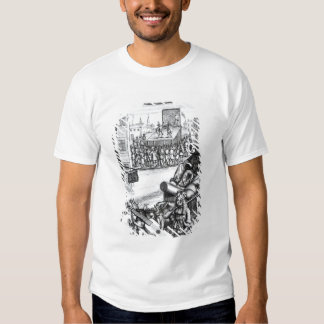 The Comical Romance' by Paul Scarron T-shirts