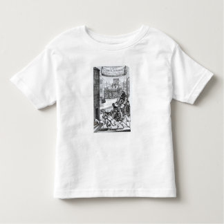 The Comical Romance' by Paul Scarron Tshirts