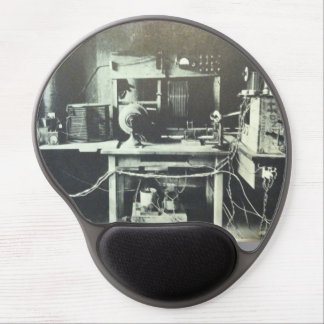 The Coming of Radio 1920 Gel Mouse Pad