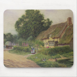 The Coming of the Haycart Mouse Pad