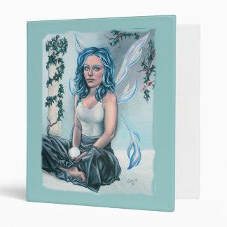 the coming of winter artwork binder