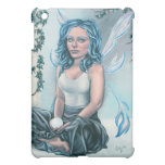 the coming of winter faery i pad case iPad mini case