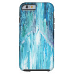 The Coming (religious abstract expressionism) Tough iPhone 6 Case