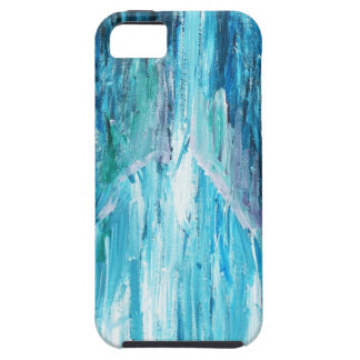 The Coming (religious abstract expressionism) iPhone 5 Covers