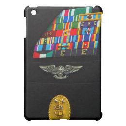 The command master chief badge iPad mini cover