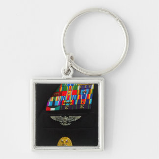 The command master chief badge key chain