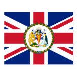 The Commissioner Of The British Antarctic Territor Postcard