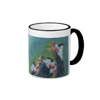 The Committee Guinea Fowl Mug