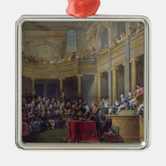 The Committee of Lyon, 26th January 1802, 1808 Metal Ornament