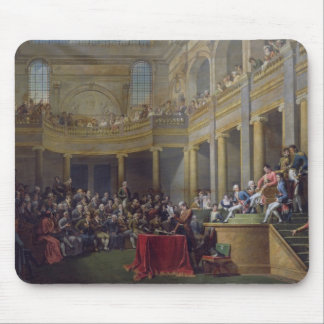 The Committee of Lyon, 26th January 1802, 1808 Mouse Pad