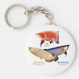 The commodity is customized keychains