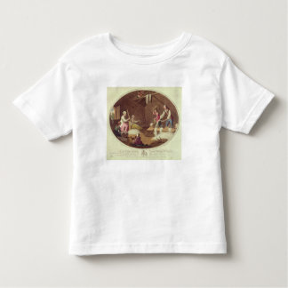 The Common Method of Beetling, Scutching and Hackl Toddler T-shirt