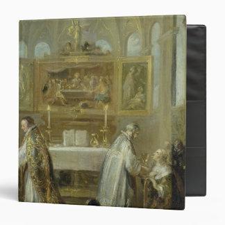 The Communion, 1649-51 3 Ring Binder