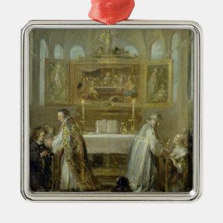The Communion, 1649-51 Metal Ornament
