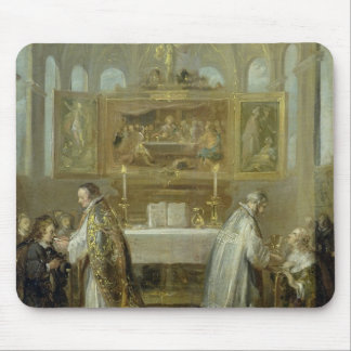 The Communion, 1649-51 Mouse Pad