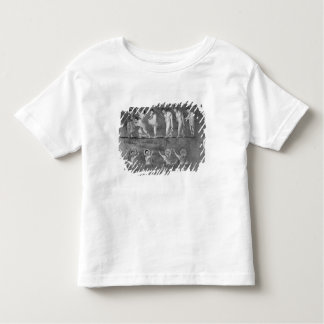 The communion of six apostles toddler t-shirt