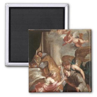 The Communion of St. Bonaventure Magnet