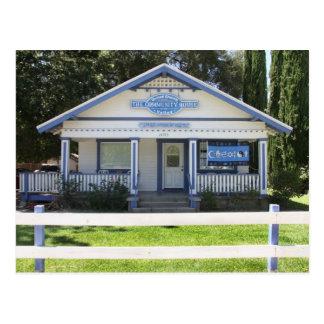 The Community House, Murrieta, California Postcard