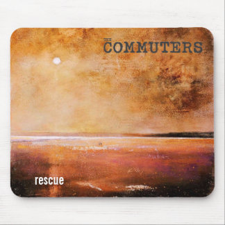 The Commuters 'Rescue' Mouse Pad