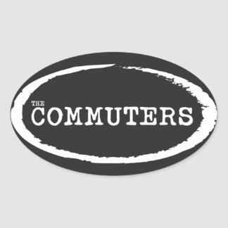 The Commuters Sticker