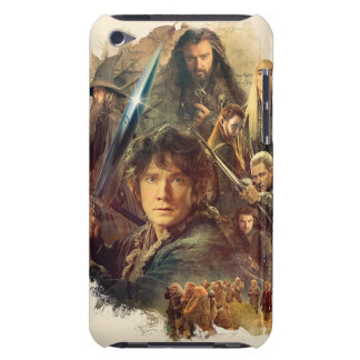 The Company and Elves of Mirkwood Barely There iPod Covers