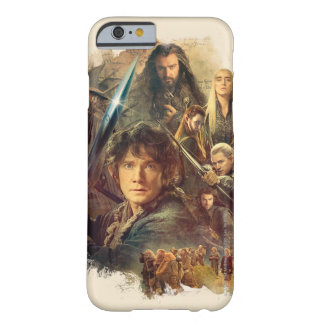 The Company and Elves of Mirkwood iPhone 6 Case