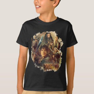 The Company and Elves of Mirkwood T-Shirt