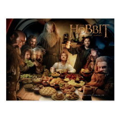 The Company Dinner Postcard at Zazzle