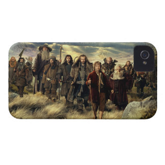 The Company Framed Case-Mate iPhone 4 Case