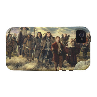 The Company Framed Case-Mate iPhone 4 Cover