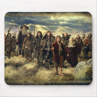 The Company Framed Mousepads