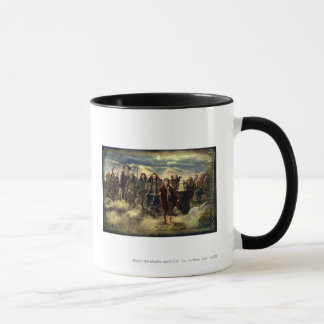 The Company Framed Mug