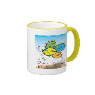 The Company I Keep Ringer Mug