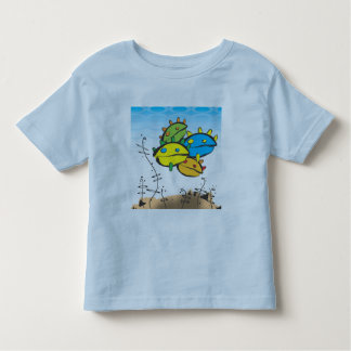 The Company I Keep Toddler T-shirt
