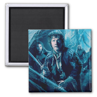 The Company In Mirkwood Magnet