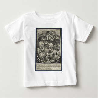 The Company of Undertakers by William Hogarth Baby T-Shirt