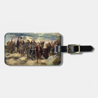 The Company Travel Bag Tags