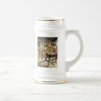 The Compleat Angler Stein