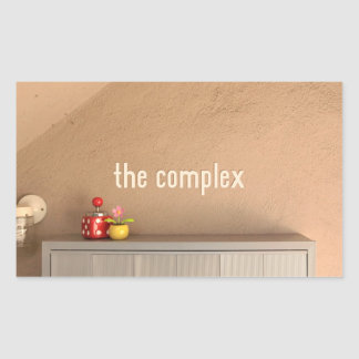 The Complex Sticker