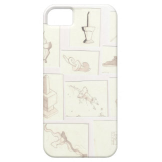 The Complicated Life of a Push Pin - iPhone 5 iPhone SE/5/5s Case